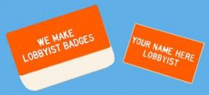 lobbist-badge